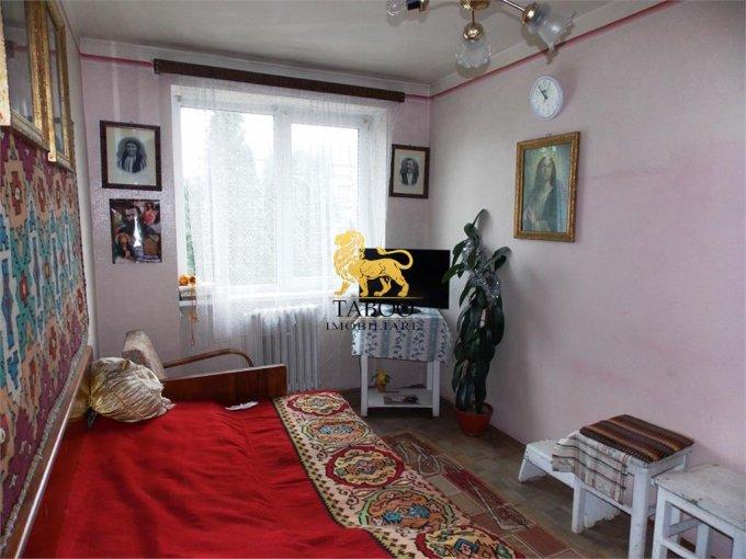 Apartament de vanzare direct de la agentie imobiliara, in Sibiu, cu 59.000 euro. 1 grup sanitar, suprafata utila 68 mp.