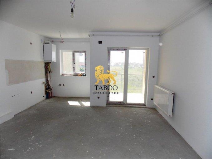 Apartament vanzare Sibiu 3 camere, suprafata utila 67 mp, 1 grup sanitar. 54.000 euro. Etajul 1 / 2. Apartament Selimbar Sibiu