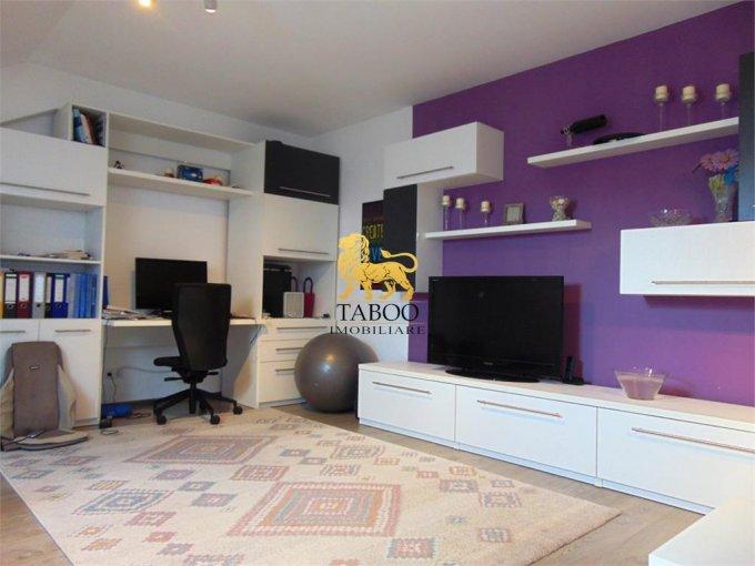 Apartament de vanzare in Sibiu cu 3 camere, cu 2 grupuri sanitare, suprafata utila 89 mp. Pret: 118.000 euro.
