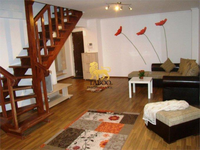 Apartament vanzare Strand cu 3 camere, etajul 5 / 6, 2 grupuri sanitare, cu suprafata de 118 mp. Sibiu, zona Strand.