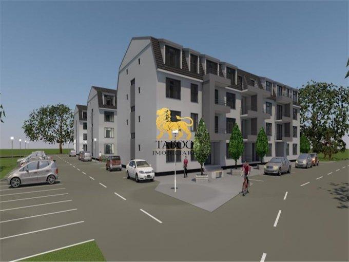 Apartament vanzare Selimbar cu 3 camere, etajul 1 / 3, 2 grupuri sanitare, cu suprafata de 86 mp. Sibiu, zona Selimbar.