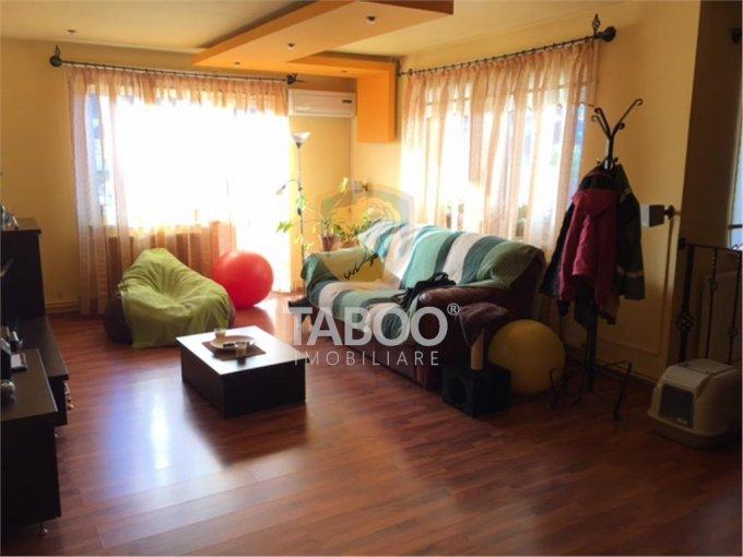 Apartament vanzare Sibiu 3 camere, suprafata utila 160 mp, 1 grup sanitar. 97.000 euro. Etajul 1 / 2. Apartament Strand Sibiu