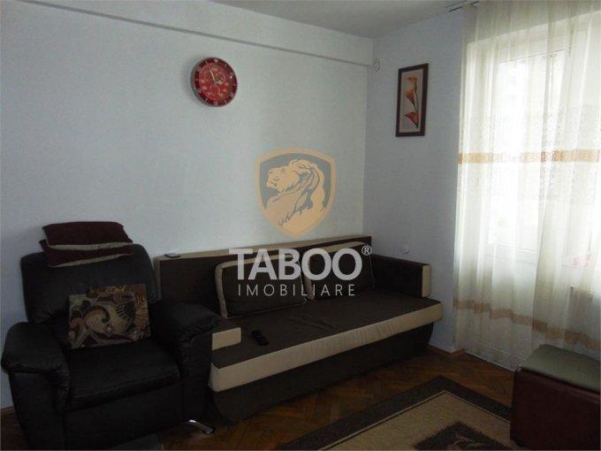 Apartament vanzare Sibiu 3 camere, suprafata utila 57 mp, 1 grup sanitar. 57.000 euro. Etajul 2 / 4. Apartament Terezian Sibiu