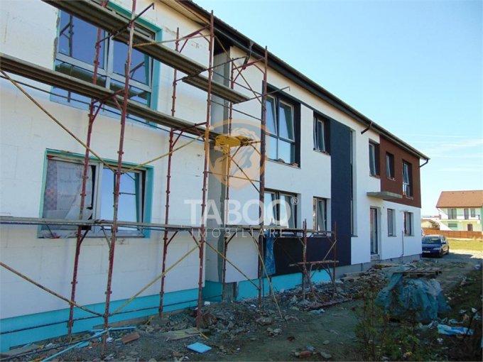 Apartament de vanzare in Sibiu cu 3 camere, cu 1 grup sanitar, suprafata utila 73 mp. Pret: 58.000 euro.