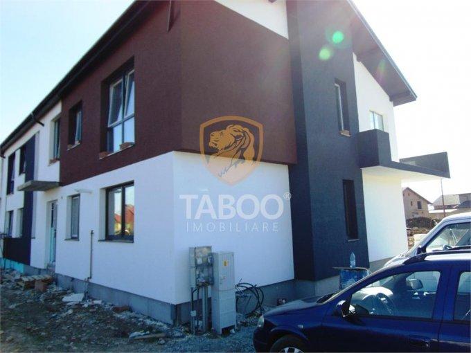 Apartament vanzare Sibiu 3 camere, suprafata utila 75 mp, 1 grup sanitar. 58.000 euro. La Parter / 2. Apartament Selimbar Sibiu