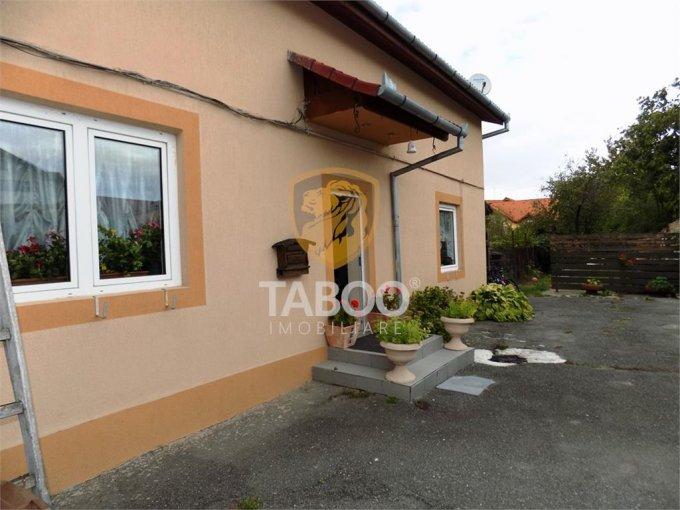 Apartament vanzare Sibiu 3 camere, suprafata utila 68 mp, 1 grup sanitar. 136.000 euro. La Parter / 1. Apartament Trei Stejari Sibiu