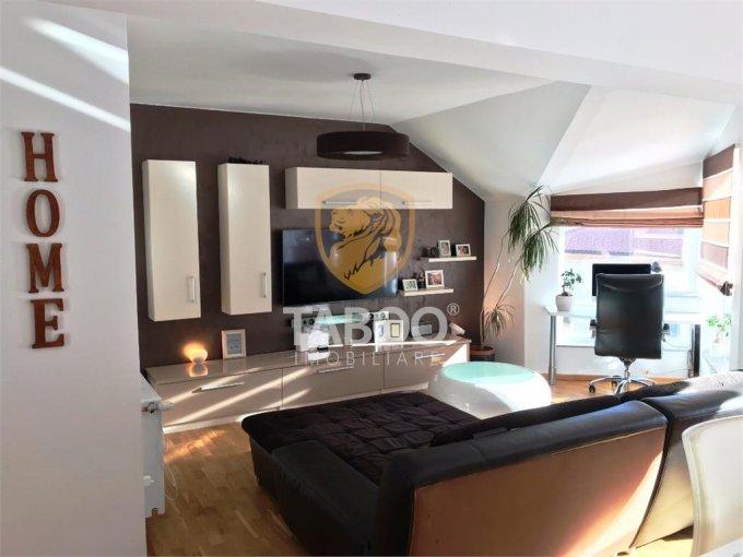 Apartament inchiriere Sibiu 3 camere, suprafata utila 87 mp, 1 grup sanitar. 600 euro. Etajul 2 / 2. Apartament Sibiu