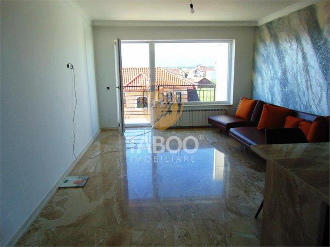 Apartament de vanzare in Sibiu cu 3 camere, cu 1 grup sanitar, suprafata utila 75 mp. Pret: 65.000 euro.