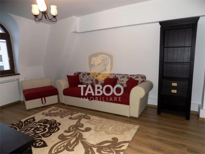 Apartament inchiriere cu 3 camere, etajul 2 / 2, 2 grupuri sanitare, cu suprafata de 70 mp. Sibiu.
