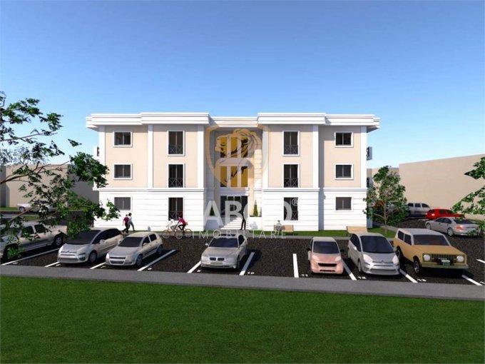 Apartament de vanzare direct de la agentie imobiliara, in Sibiu, in zona Selimbar, cu 74.500 euro. 2 grupuri sanitare, suprafata utila 83 mp.