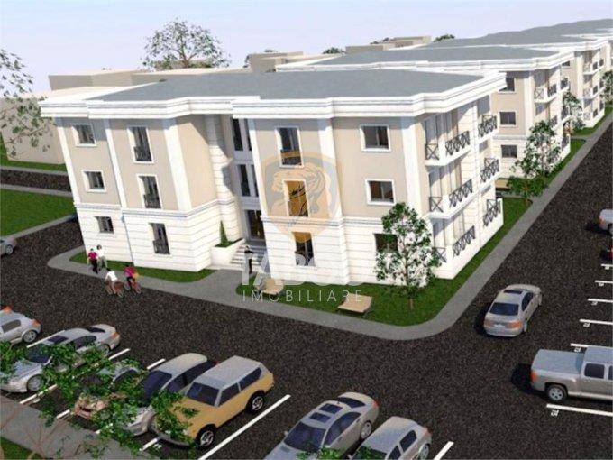 vanzare Apartament Sibiu cu 3 camere, cu 2 grupuri sanitare, suprafata utila 83 mp. Pret: 76.500 euro.