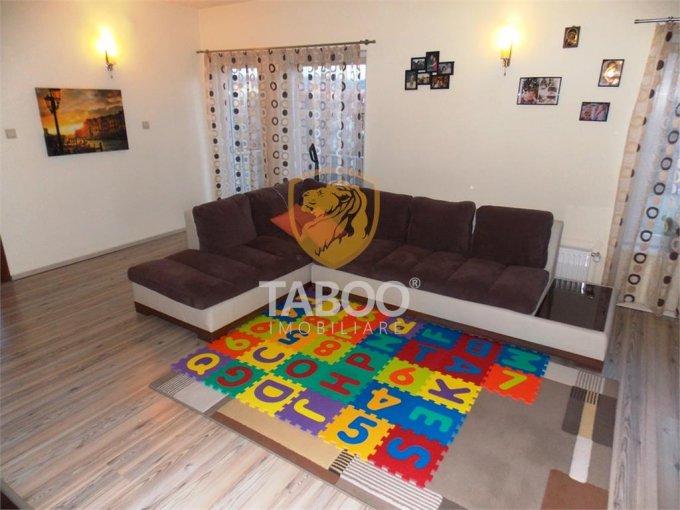 Apartament vanzare Sibiu 3 camere, suprafata utila 78 mp, 1 grup sanitar. 73.000 euro. Etajul 1 / 3. Apartament Terezian Sibiu