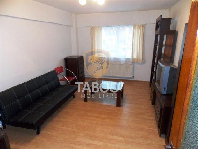 Apartament inchiriere cu 3 camere, la Parter / 4, 2 grupuri sanitare, cu suprafata de 72 mp. Sibiu.