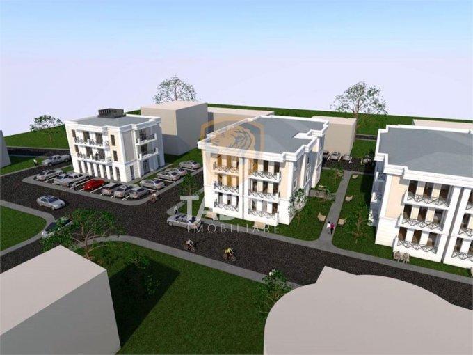 vanzare Apartament Sibiu cu 3 camere, cu 2 grupuri sanitare, suprafata utila 84 mp. Pret: 74.500 euro.