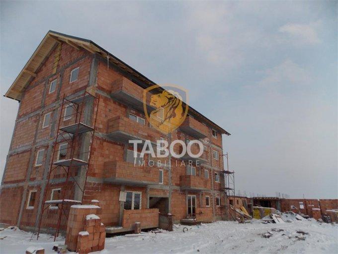 Apartament vanzare Sibiu 3 camere, suprafata utila 76 mp, 2 grupuri sanitare. 54.300 euro. Etajul 1 / 3. Apartament Calea Cisnadiei Sibiu