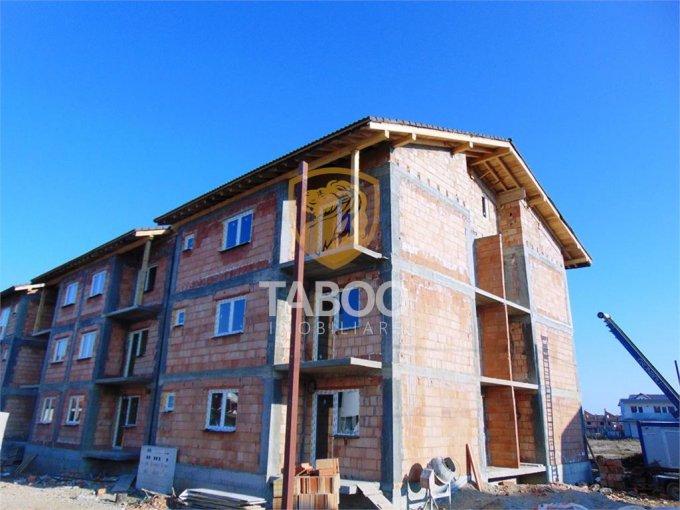 vanzare Apartament Sibiu cu 3 camere, cu 1 grup sanitar, suprafata utila 56 mp. Pret: 42.950 euro.