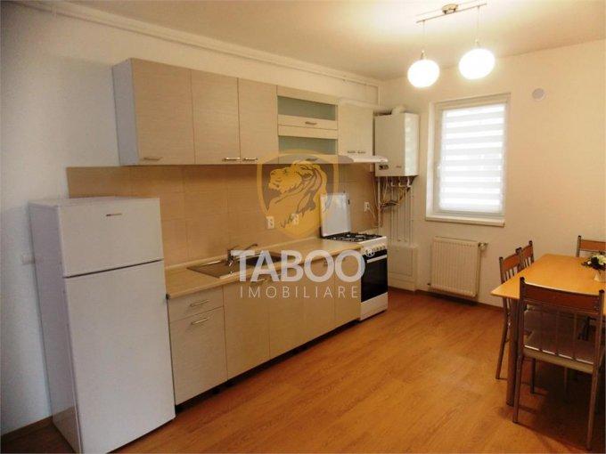 inchiriere Apartament Sibiu cu 3 camere, cu 1 grup sanitar, suprafata utila 50 mp. Pret: 300 euro.