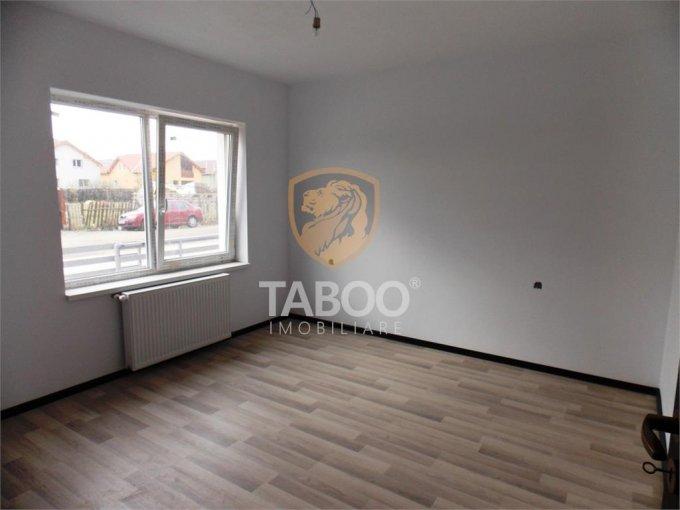 Apartament vanzare Sibiu 3 camere, suprafata utila 82 mp, 2 grupuri sanitare. 62.000 euro. Etajul 2 / 2. Apartament Calea Cisnadiei Sibiu