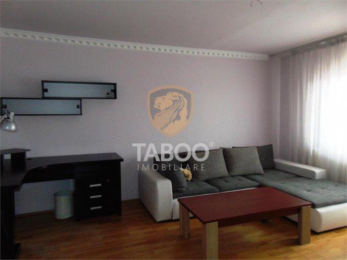 vanzare Apartament Sibiu cu 3 camere, cu 2 grupuri sanitare, suprafata utila 75 mp. Pret: 67.900 euro.