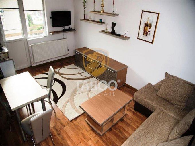 inchiriere Apartament Sibiu cu 3 camere, cu 1 grup sanitar, suprafata utila 74 mp. Pret: 950 euro.