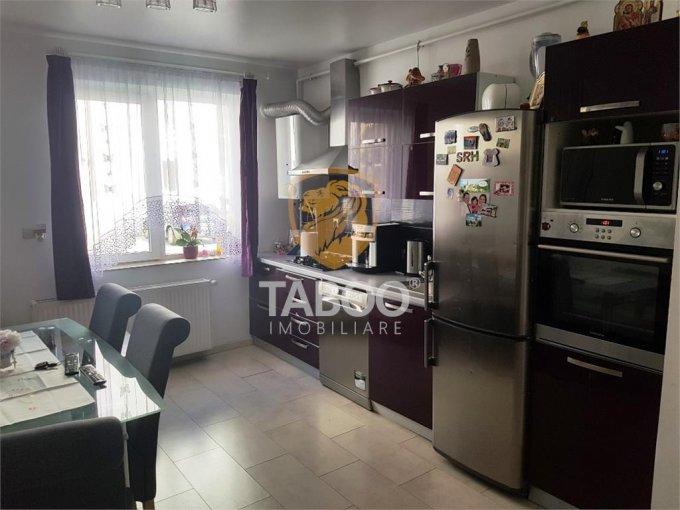 Apartament vanzare Turnisor cu 3 camere, la Parter / 4, 1 grup sanitar, cu suprafata de 55 mp. Sibiu, zona Turnisor.