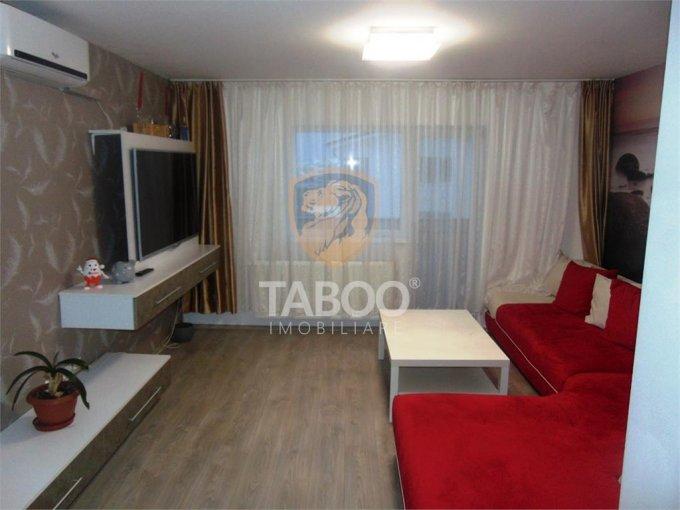 Apartament de vanzare in Sibiu cu 3 camere, cu 1 grup sanitar, suprafata utila 79 mp. Pret: 79.900 euro.
