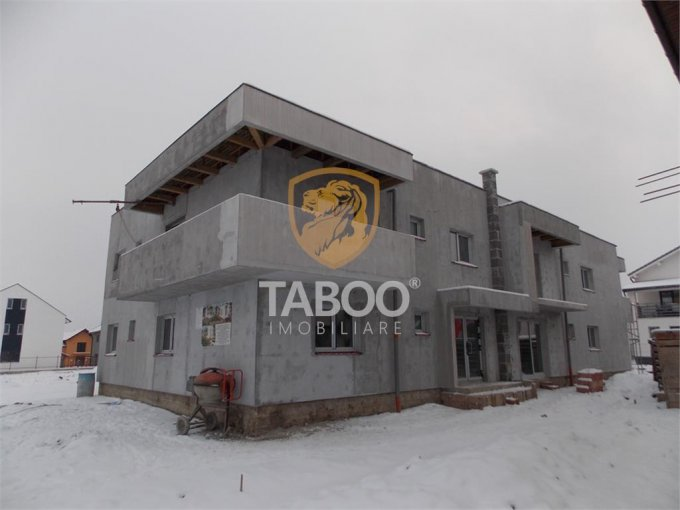 Apartament vanzare Sibiu 3 camere, suprafata utila 72 mp, 2 grupuri sanitare. 54.000 euro. La Parter / 1. Apartament Calea Cisnadiei Sibiu