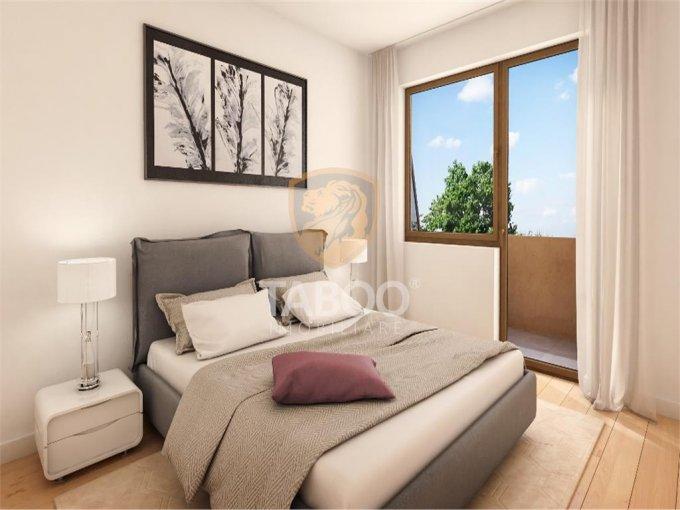 Apartament vanzare Sibiu 3 camere, suprafata utila 53 mp, 1 grup sanitar. 39.900 euro. Etajul 3 / 3. Apartament Piata Cluj Sibiu
