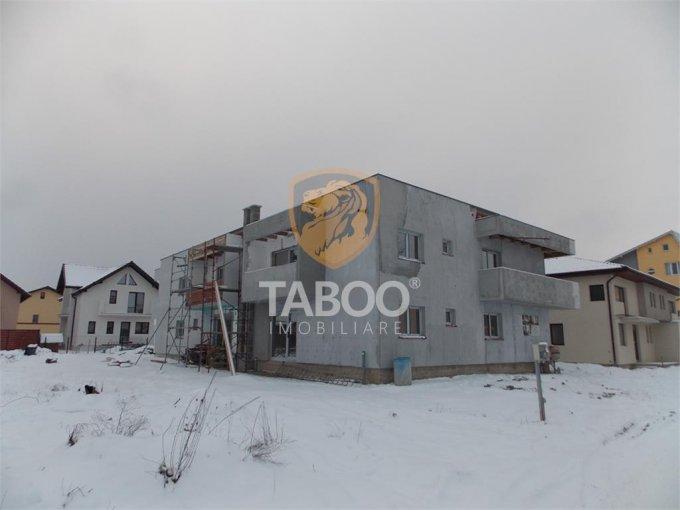 Apartament vanzare Calea Cisnadiei cu 3 camere, la Parter / 1, 2 grupuri sanitare, cu suprafata de 76 mp. Sibiu, zona Calea Cisnadiei.