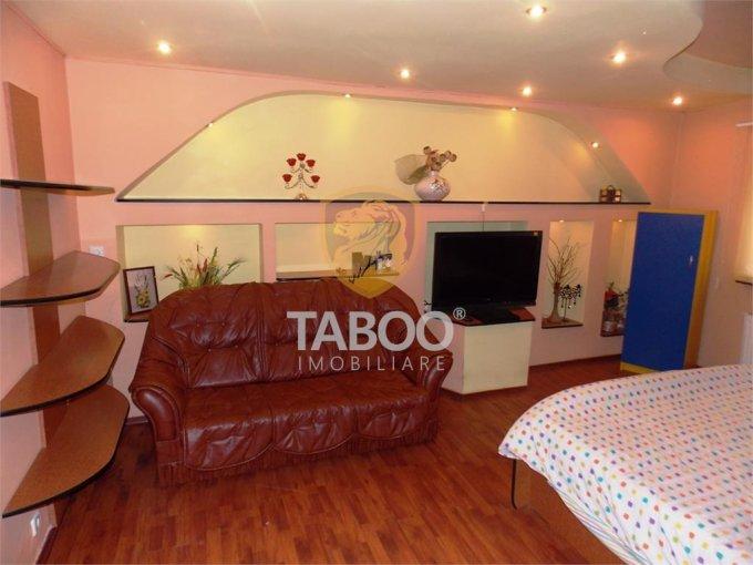 vanzare Apartament Sibiu cu 3 camere, cu 1 grup sanitar, suprafata utila 67 mp. Pret: 69.000 euro.