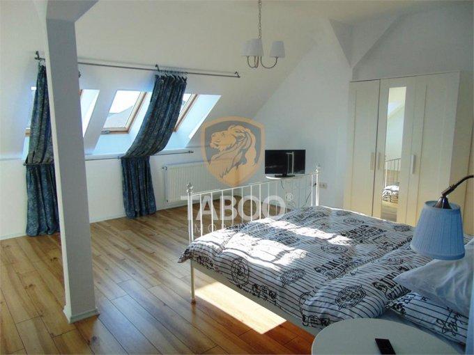 Apartament vanzare Selimbar cu 3 camere, etajul 1 / 2, 2 grupuri sanitare, cu suprafata de 130 mp. Sibiu, zona Selimbar.