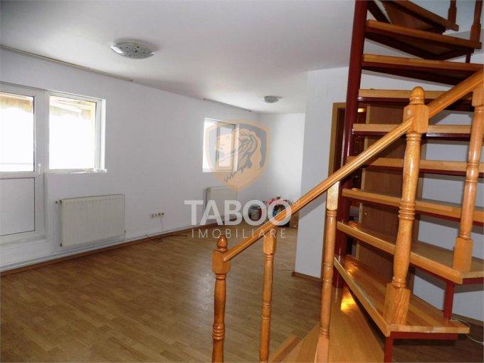 Apartament de vanzare direct de la agentie imobiliara, in Sibiu, cu 47.000 euro. 1 grup sanitar, suprafata utila 87 mp.