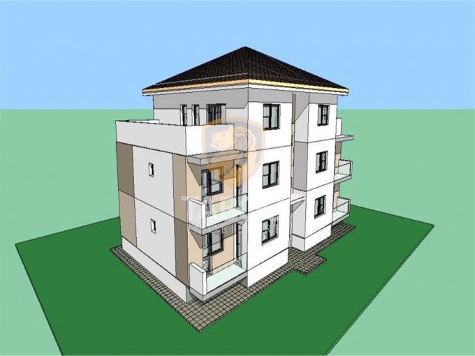 Apartament de vanzare in Sibiu cu 3 camere, cu 1 grup sanitar, suprafata utila 52 mp. Pret: 40.000 euro.