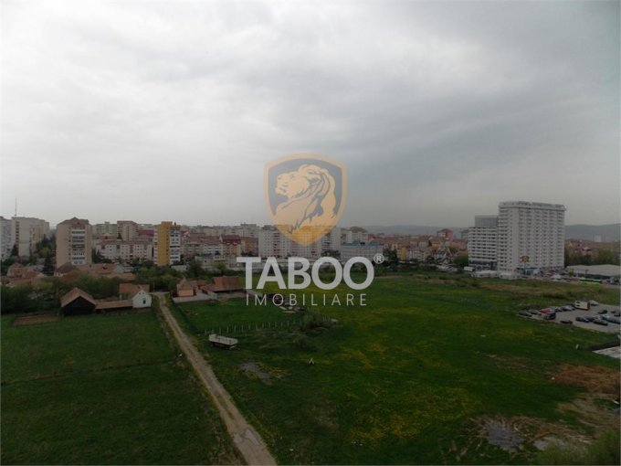 Apartament de inchiriat direct de la agentie imobiliara, in Sibiu, cu 450 euro. 1 grup sanitar, suprafata utila 70 mp.