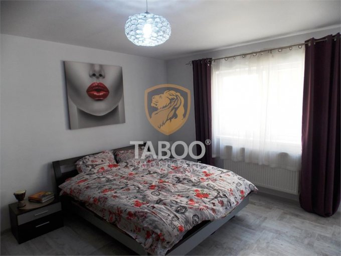 Apartament vanzare Sibiu 3 camere, suprafata utila 63 mp, 1 grup sanitar. 75.500 euro. Etajul 2 / 4. Apartament Strand Sibiu