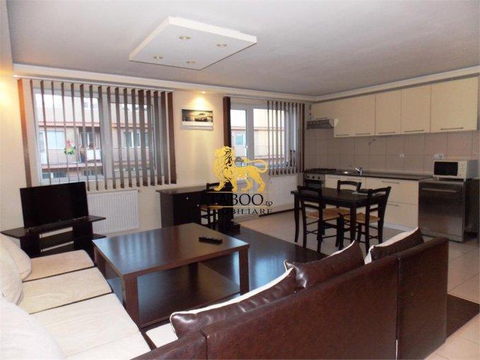 Apartament de vanzare in Sibiu cu 3 camere, cu 2 grupuri sanitare, suprafata utila 80 mp. Pret: 76.000 euro.