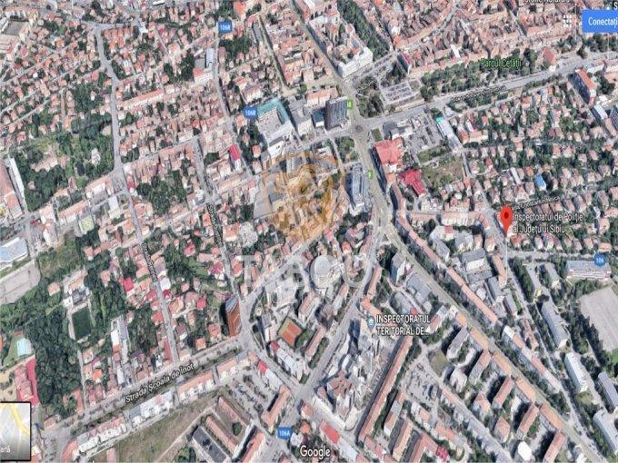 Apartament de vanzare in Sibiu cu 3 camere, cu 1 grup sanitar, suprafata utila 62 mp. Pret: 61.000 euro.