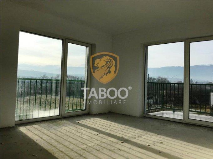 Apartament de vanzare direct de la agentie imobiliara, in Cisnadie, cu 44.000 euro. 1 grup sanitar, suprafata utila 78 mp.