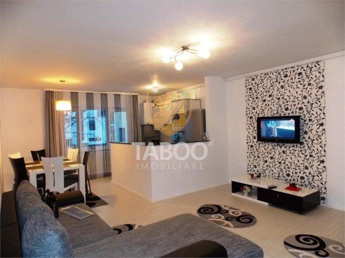 Apartament inchiriere Parcul Sub Arini cu 3 camere, etajul 1 / 3, 1 grup sanitar, cu suprafata de 80 mp. Sibiu, zona Parcul Sub Arini.