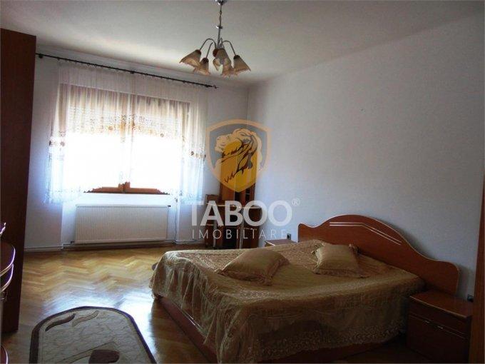 Apartament inchiriere Lazaret cu 3 camere, etajul 1 / 1, 1 grup sanitar, cu suprafata de 120 mp. Sibiu, zona Lazaret.