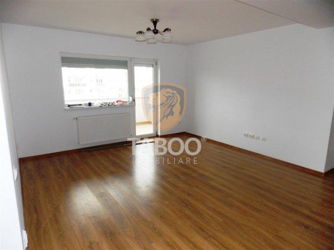 Apartament de vanzare in Sibiu cu 3 camere, cu 2 grupuri sanitare, suprafata utila 78 mp. Pret: 70.000 euro.