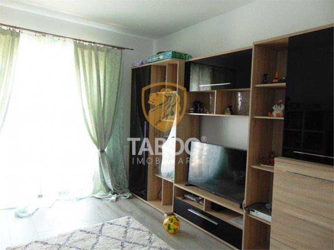 Apartament vanzare Sibiu 3 camere, suprafata utila 60 mp, 1 grup sanitar. 87.000 euro. Etajul 2 / 2. Apartament Calea Cisnadiei Sibiu