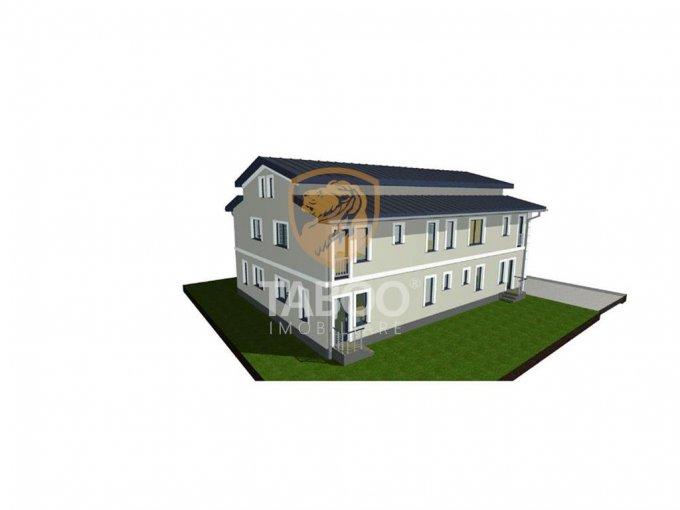 vanzare Apartament Sibiu cu 3 camere, cu 2 grupuri sanitare, suprafata utila 125 mp. Pret: 73.900 euro.