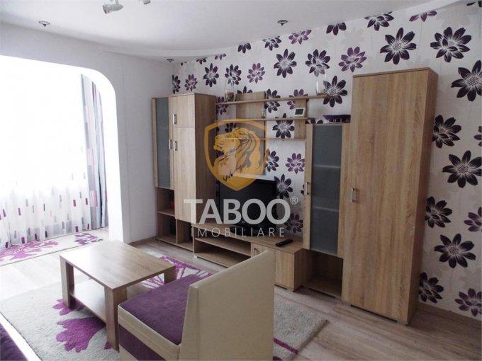 Apartament de inchiriat direct de la agentie imobiliara, in Sibiu, in zona Strand, cu 300 euro. 1 grup sanitar, suprafata utila 55 mp.
