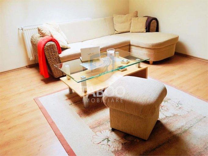 Apartament de vanzare direct de la agentie imobiliara, in Sibiu, in zona Strand, cu 57.500 euro. 1 grup sanitar, suprafata utila 58 mp.