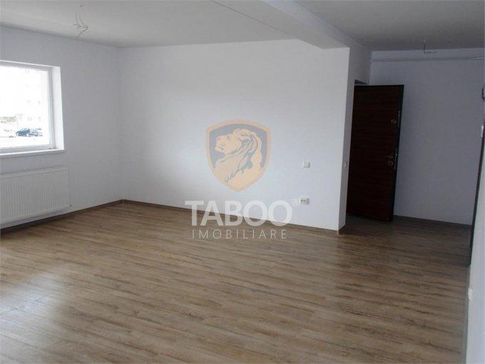 Apartament de vanzare direct de la agentie imobiliara, in Sibiu, in zona Selimbar, cu 65.000 euro. 2 grupuri sanitare, suprafata utila 83 mp.