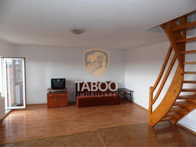 Apartament vanzare Vasile Aaron cu 3 camere, etajul Mansarda / 5, 1 grup sanitar, cu suprafata de 83 mp. Sibiu, zona Vasile Aaron.