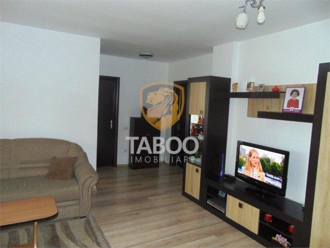 Apartament de vanzare in Sibiu cu 3 camere, cu 1 grup sanitar, suprafata utila 67 mp. Pret: 76.000 euro.