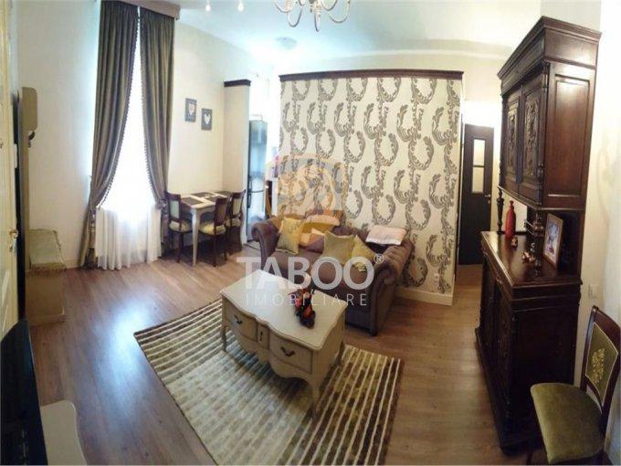 vanzare Apartament Sibiu cu 3 camere, cu 1 grup sanitar, suprafata utila 90 mp. Pret: 125.000 euro.