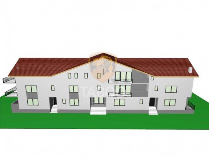 Apartament de vanzare direct de la agentie imobiliara, in Sibiu, in zona Selimbar, cu 71.000 euro. 2 grupuri sanitare, suprafata utila 87 mp.